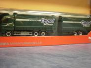 Herpa LKW MB Actros 11 Streamspace GaKTaHZ Oppel Ansbach 307376