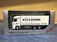 Herpa LKW MB Actros 11 Streamspace Koffer-LKW Thommen Furler AG 936484