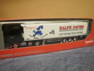 Herpa LKW Volvo FH4 Glob/Aerop. XL Kühl-KSZ Ralph Davies 305778