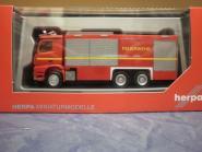 Herpa MB Arocs S Empl ULF Feuerwehr 093309