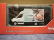 Herpa MB Sprinter Koffer Deutsche See 093446