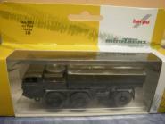 Herpa Minitanks Faun Z 912 mit Plane  744799