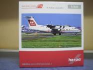 Herpa Wings 1:200 Dash 7 De Haviland DHC-7 Trans World Express 559041