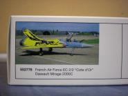 Herpa Wings 1:200 Dassault Mirage 2000C, French Air For