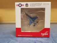 Herpa Wings 1:200 Lockheed F-16C U.S. Air Force - 93rd FS Florida Makos 559119
