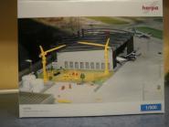 Herpa Wings 1:500 Hangar (Flughafengebäude)