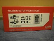 Herpa Z Fahrgestell SZM MAN F8, 2-achs 2 Stück 084925