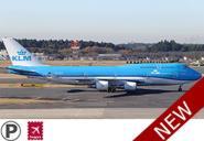Hogan Wings 1:200 Boeing 747-400 KLM  City of Tokyo