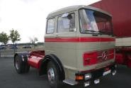 IXO 1:43 Mercedes LPS 1632 (1970) - beige/red