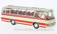 IXO 1:43 Neoplan NH 9L - 1964 - beige/red