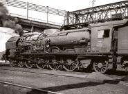 Jouef Dampflokomotive 241 P der SNCF mit Tender 34 P   l HJ2187