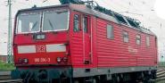 Kühn E-Lok BR 180 Knödelpresse der DB Cargo