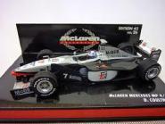 Minichamps 1:43 McLaren Mercedes MP4/13 Coulthard