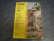 NOCH Katalog 2014 mit UVP