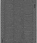 NOCH Kopfsteinpflaster HO 48592