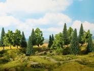 Noch Mischwald 16 Bäume, 4 -10 cm 24623