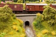 NOCH Wasserdurchlass Tunnel 58296