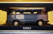 NOREV 1:18 Volkswagen T3 Star blau