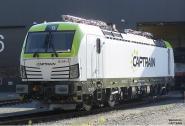 PIKO ~E-Lok Vectron 193 Captrain, Ep. VI, vier Pantos + lastcoder 59882
