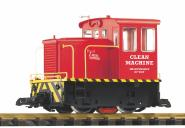 Piko G-US Diesellok GE-25Ton Clean Machine, RC 38506