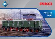 PIKO H0-Katalog Moba/Geb. 2018 n/n