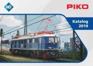 PIKO H0-Katalog Moba/Geb. 2019
