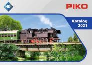 PIKO H0-Katalog Moba/Geb. 2021 + Neuheitenprospekt