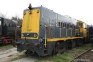 Piko N-Diesellok NS 2207, NS, Ep. III - IV 40444