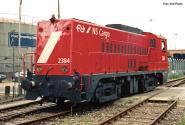 PIKO N-Diesellok NS 2384, Cargo, Ep. V