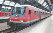 Piko ~Nahverkehrssteuerwagen Wittenberg DB AG VI 58521
