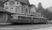 Piko Schienenbus 798 + Steuerwagen 998.6, DB, Ep. IV 52720