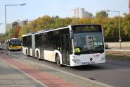 Rietze Gelenkbus MB O 530G G '15 BVG Berlin 73611