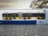 Rietze Gelenkbus Solaris Urbino 18´19 Postauto (CH) 77501