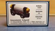 Rietze Universalantrieb-Drehgestell H0 Drehgestellbalken, Mo