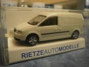 Rietze VW Caddy Maxi Kasten 2007 11800