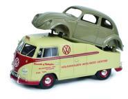 Schuco 1:18 VW T1a Midlands Centre 450016300