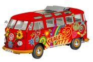 Schuco VW T1 Samba HIPPIE 1:18 450028300               0
