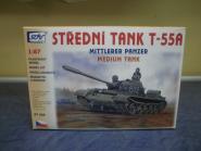 SDV Bausatz mittlerer Panzer T-55 A