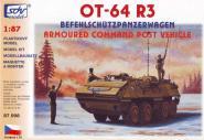 SDV Bausatz OT-64 R3 Befehlsschützenpanzerwagen
