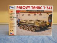 SDV Bausatz Panzer T34T Panzerzugmaschine