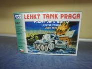 SDV Bausatz Praga PzKPFW 38(T) Aus.D Leicheter Panzer