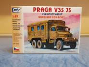 SDV Bausatz Praga V3S JS Werkstattwagen