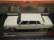 IXO Cars & CO 1:43 GAZ 14 Tchaika 1978, weiß