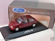 Minichamps 1:43 Ford Fiesta 1996 3-door - weinrot