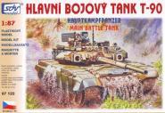 SDV LKW Bausatz Hauptkampfpanzer T-90