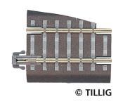 Tillig B-Gleisstück G5 36 mm links