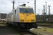 Tillig E-Lok R 186 Euro Cargo Rail, Ep. VI 04912