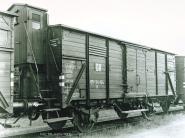 Tillig ged. Güterwagen G, DR, Ep. III 17350