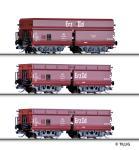 Tillig Güterwagenset, DB, Ep. III 01735