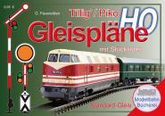 Tillig H0-Gleisplanheft 09607